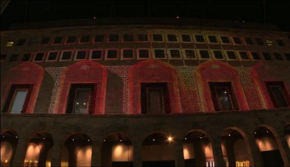 La Rinascente 3D Projections