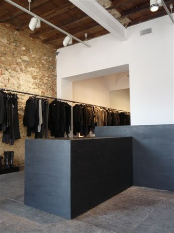 Antonioli Torino Turin Concept Space Fashion Store 2010