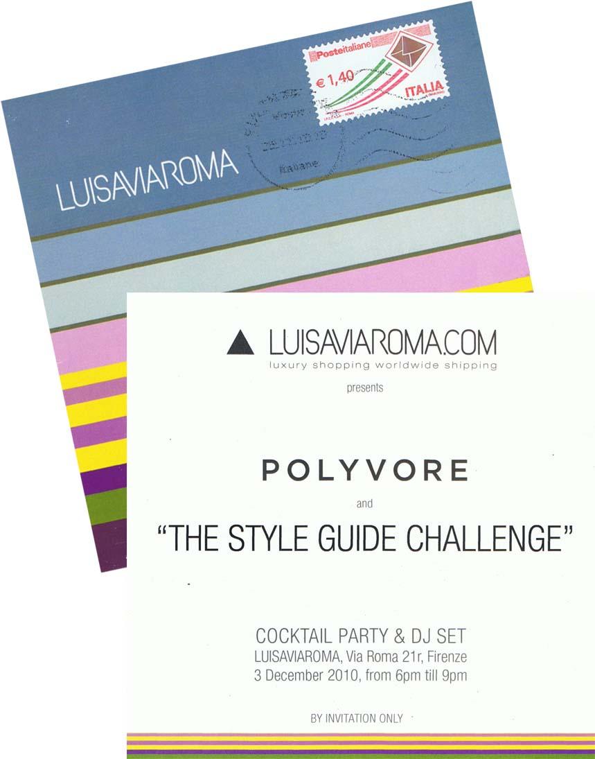 LUISAVIAROMA+POLYVORE-CONTEST