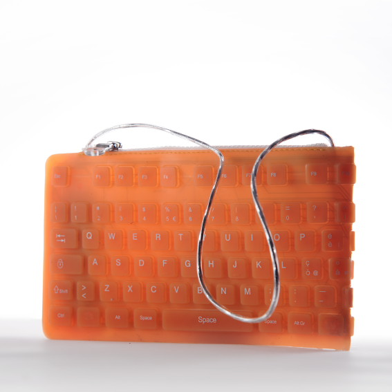 PVC KEYBOARD BAG COCCODRIVE BY CHIARA CATALANO