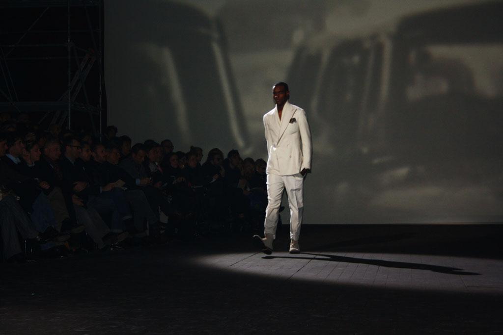 Milano Fashion Week Corneliani Fall Winter 2011-2012