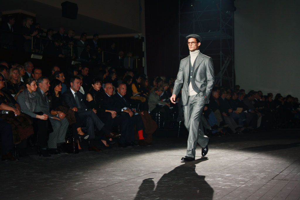 Milano Fashion Week Corneliani Fall Winter 2011-2012
