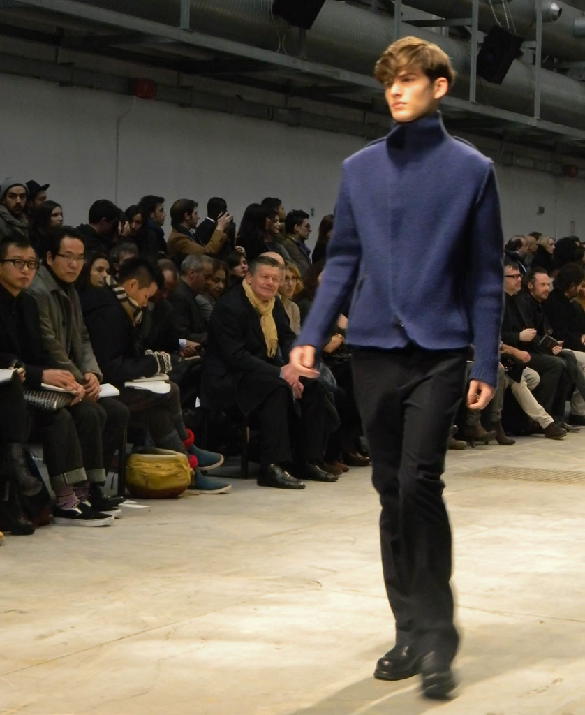 Milano Fashion Week Costume National Homme Fall Winter 2011-2012
