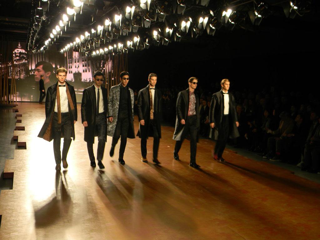 Milano Fashion Week Ermenegildo Zegna Fall Winter 2011-2012