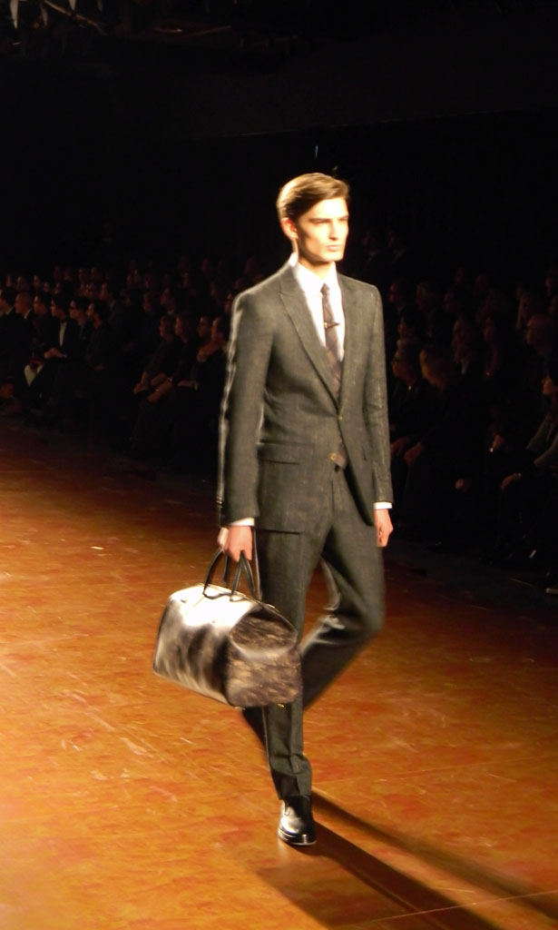 Milano Fashion Week Ermenegildo Zegna Fall Winter 2011-2012