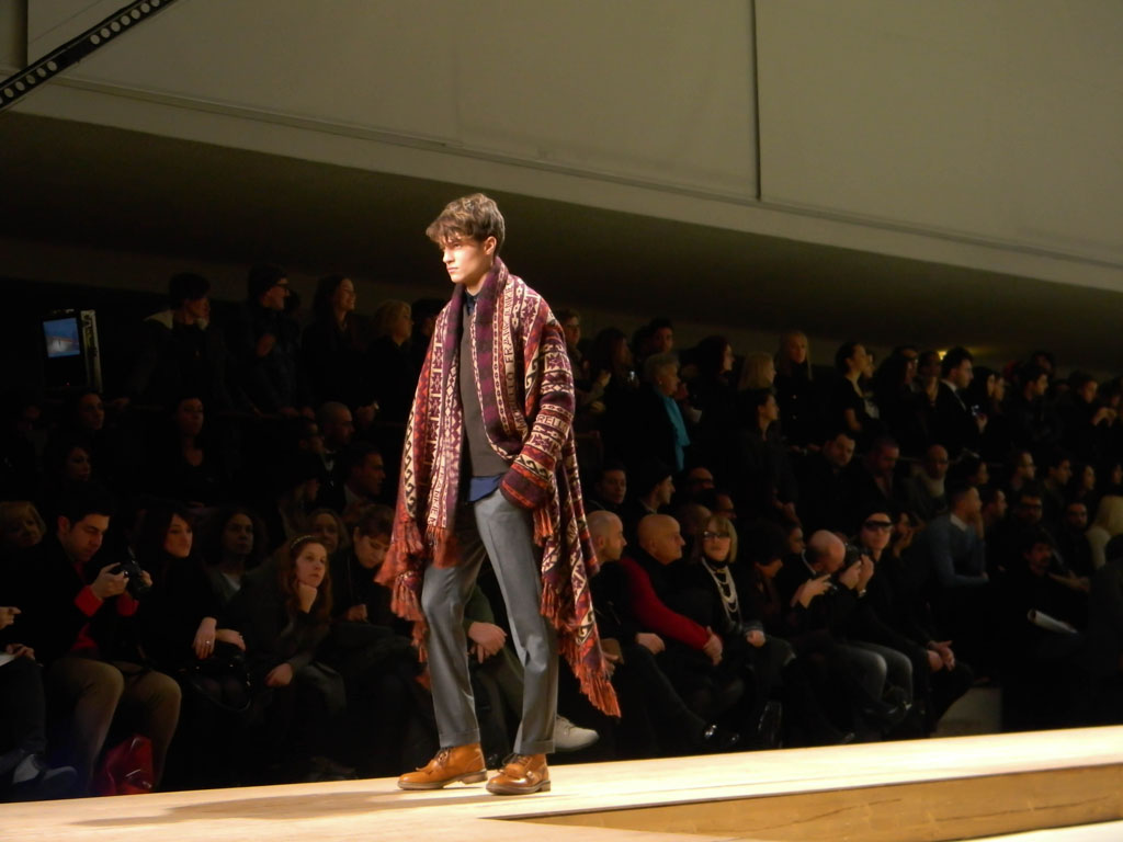 Milano Fashion Week Frankie Morello Fall Winter 2011-2012