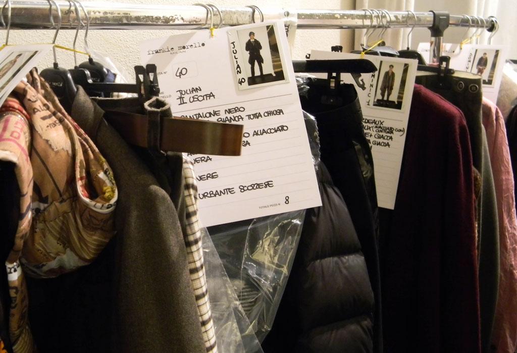 Milano Fashion Week Frankie Morello Fall Winter 2011-2012