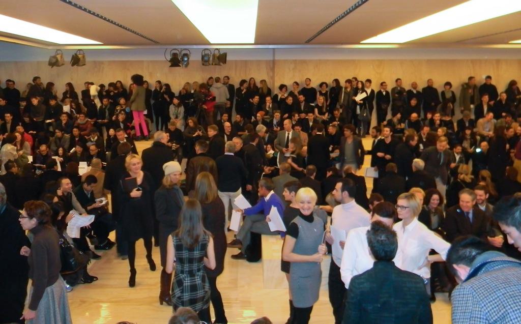 Milano Fashion Week Jil Sander Fall Winter 2011-2012