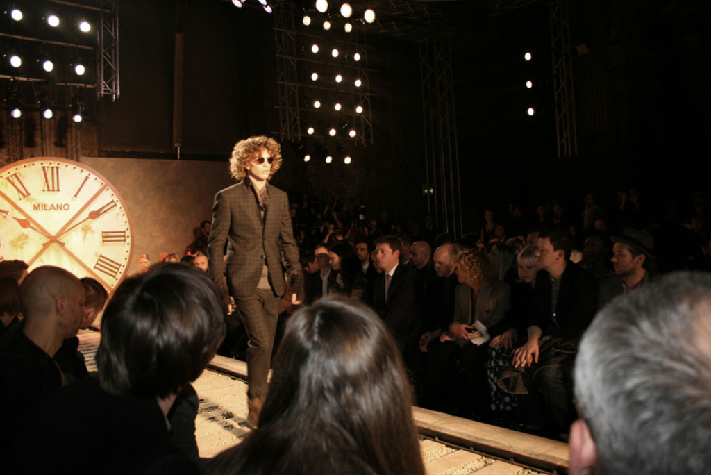 Milano Fashion Week John Varvatos Fall Winter 2011- 2012
