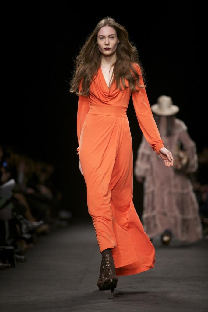 Angelo Marani Fall Winter Woman 2011-12 Milano Fashion Week