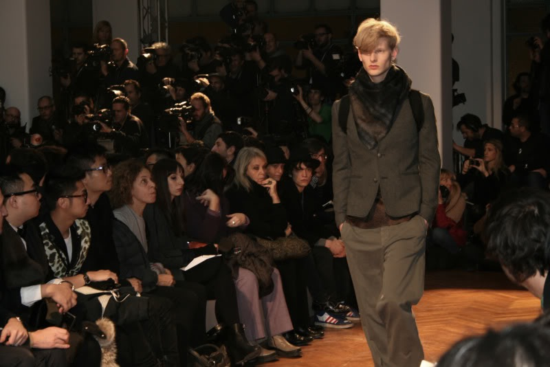 Milano Fashion Week Albino Deuxieme Fall Winter 2011-12