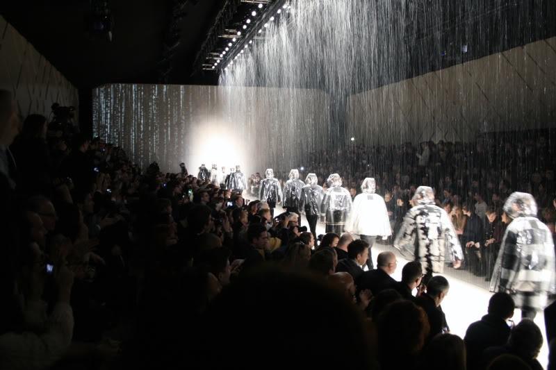 Milano Fashion Week Burberry Prorsum Fall Winter 2011-2012