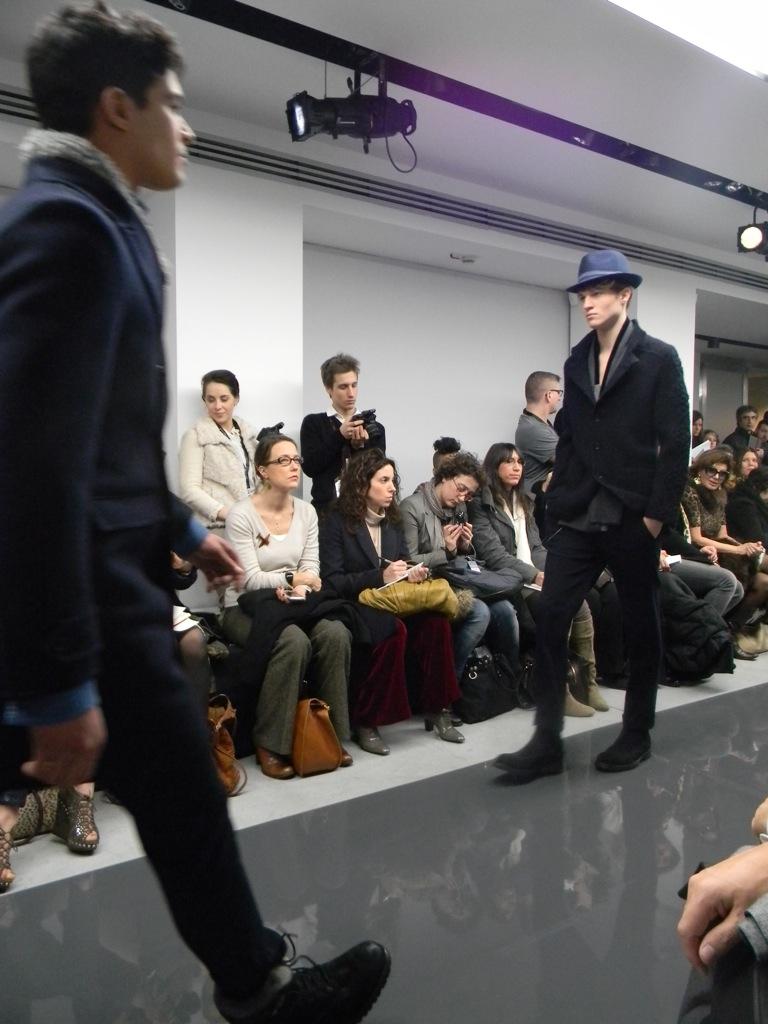 Milano Fashion Week Ermanno Scervino Fall-Winter 2011-2012
