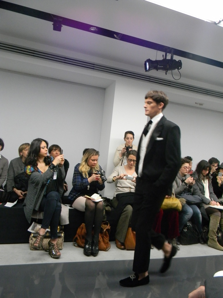 Milano Fashion Week Ermanno Scervino Fall Winter 2011-2012