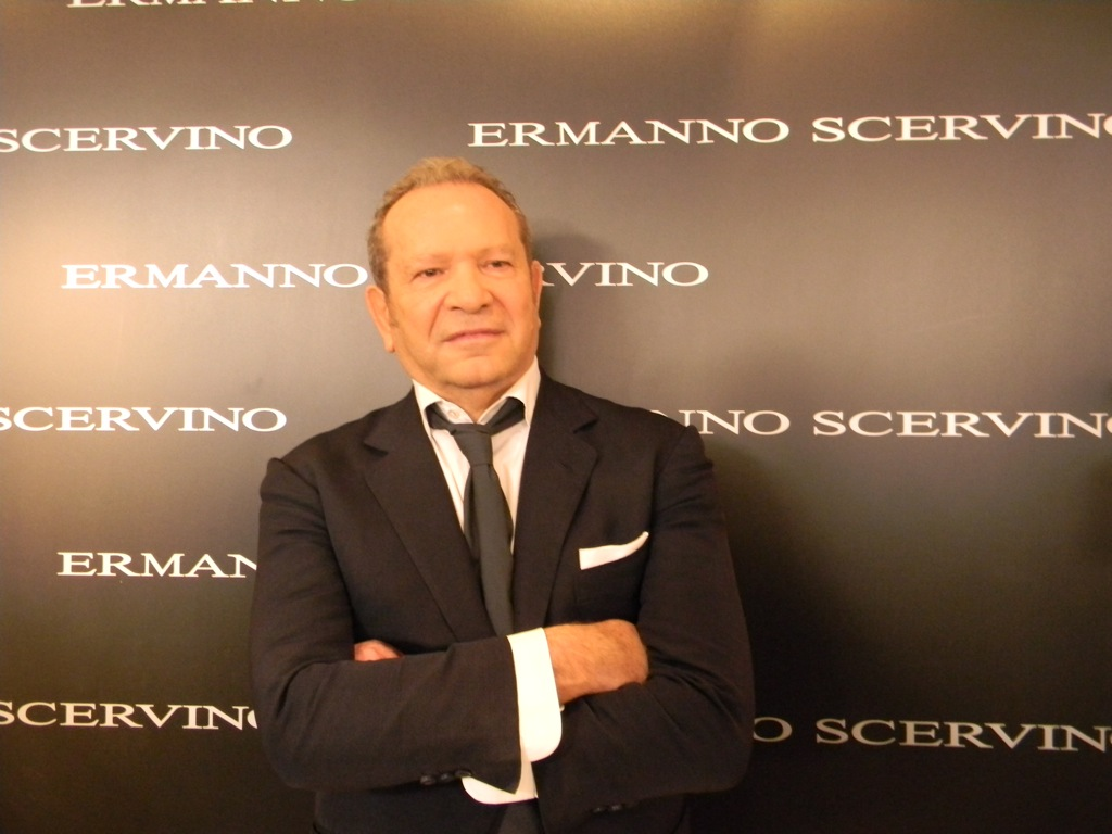 Milano Fashion Week Ermanno Scervino Fall Winter 2011 2012