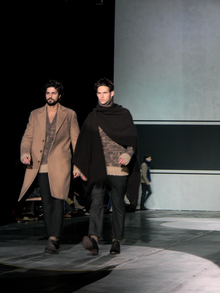 Milano Fashion Week Iceberg Fall Winter 2011-12