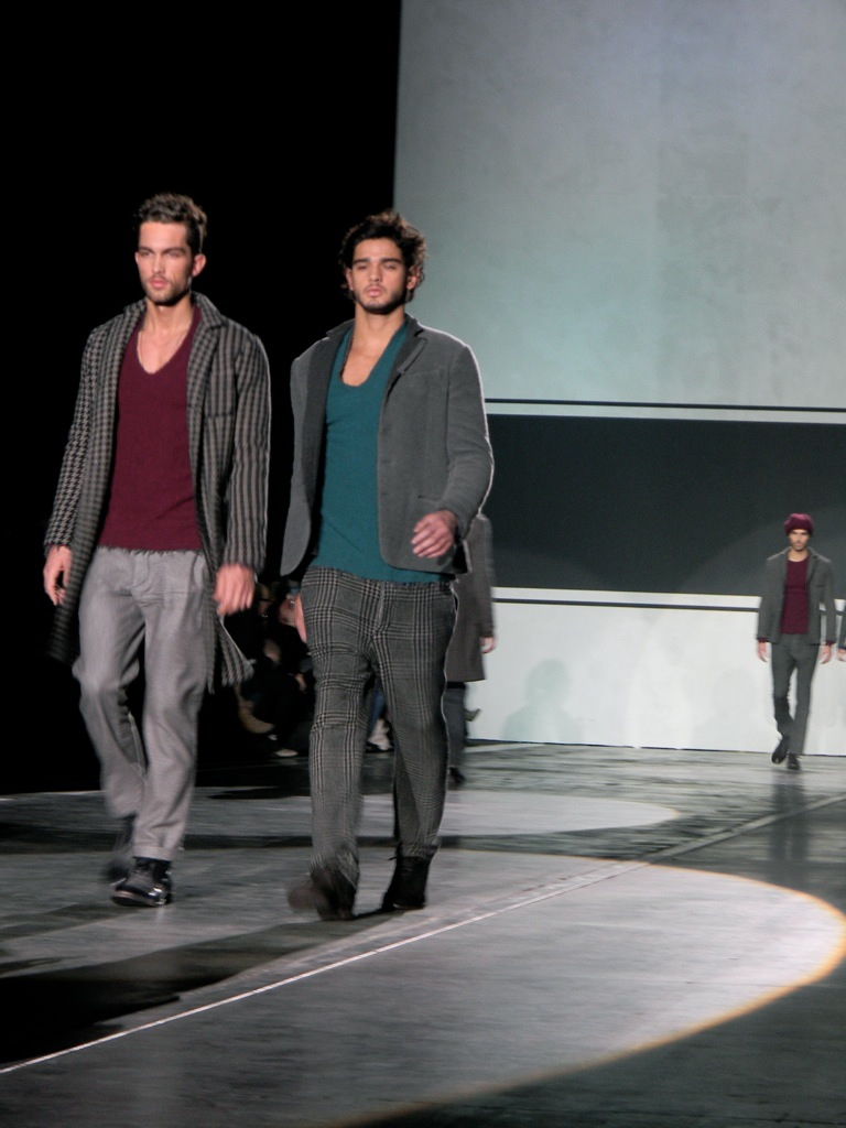 Milano Fashion Week Iceberg Fall Winter 2011-12