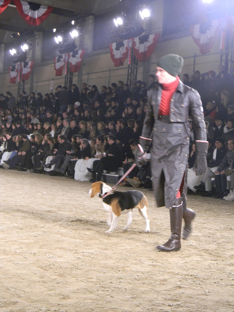 Milano Fashion Week Moncler Gamme Bleu Fall Winter 2011-12