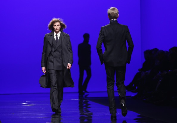 Milano Fashion Week Roberto Cavalli Fall Winter 2011 2012