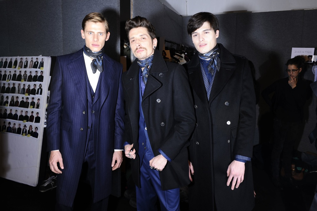 Milano Fashion Week Roberto Cavalli Fall Winter 2011 201