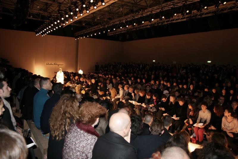 Milano Fashion Week Salvatore Ferragamo Fall Winter 2011-2012