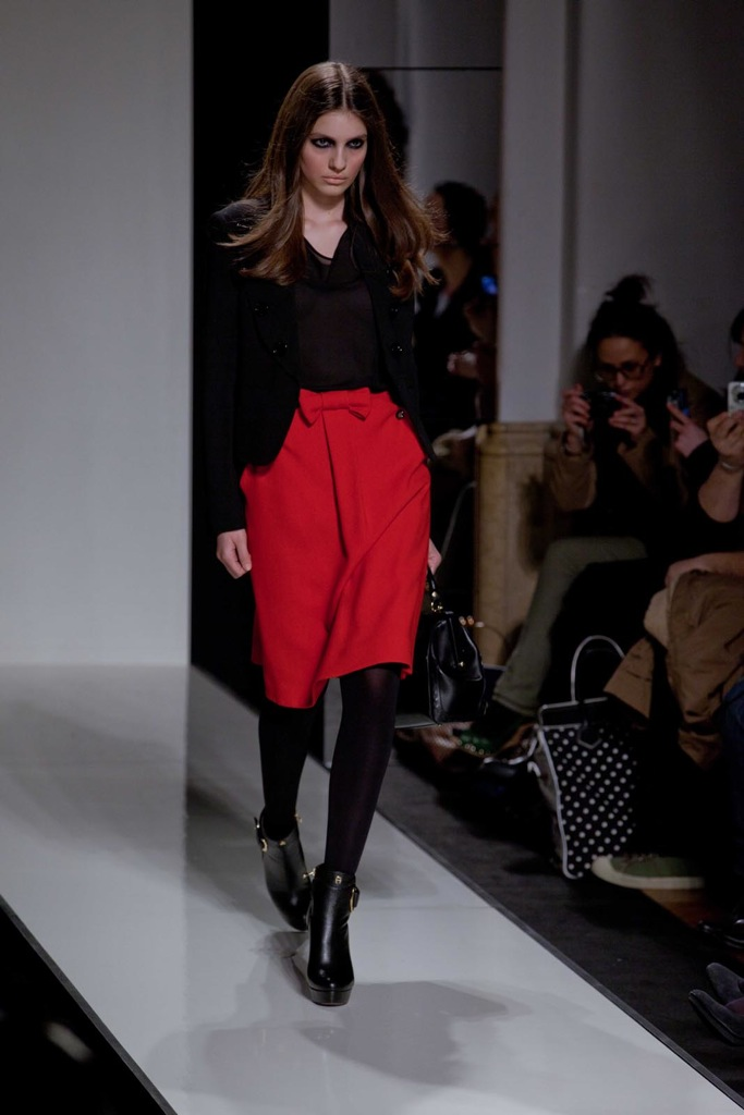Aigner Fall Winter Woman 2011-12 Milano Fashion Week