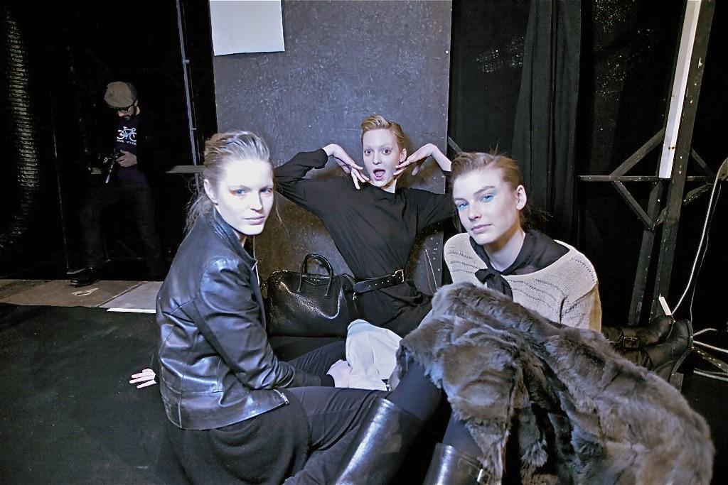 Albino Fall Winter Woman 2011-12 Milano Fashion Week