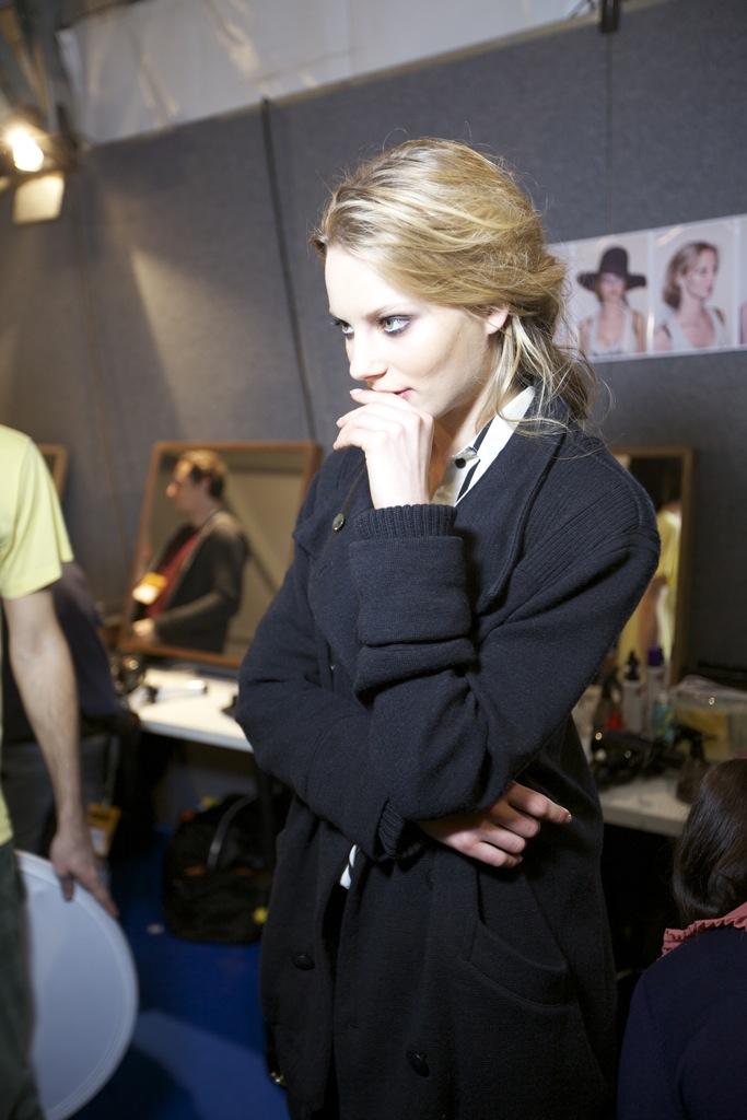 Dsquared2 Fall Winter Woman 2011-12 Milano Fashion Week