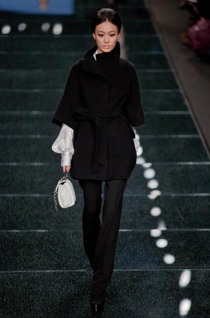 Ermanno Scervino Fall Winter Woman 2011-12 Milano Fashion Week