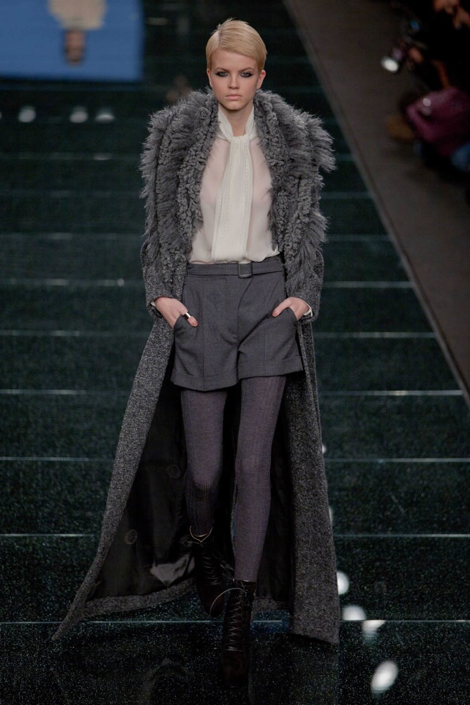 Ermanno Scervino Fall Winter Woman 2011-12 Milano Fashion Week