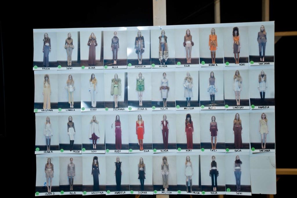 Jo No Fui Fall Winter Woman 2011-12 Milano Fashion Week