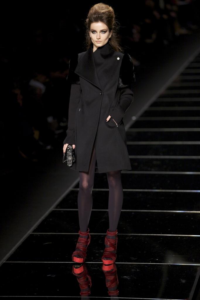 John Richmond Fall Winter Woman 2011-12 Milano Fashion Week