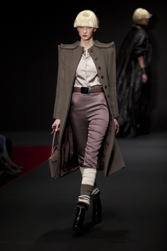 Krizia Fall Winter Woman 2011-12 Milano Fashion Week
