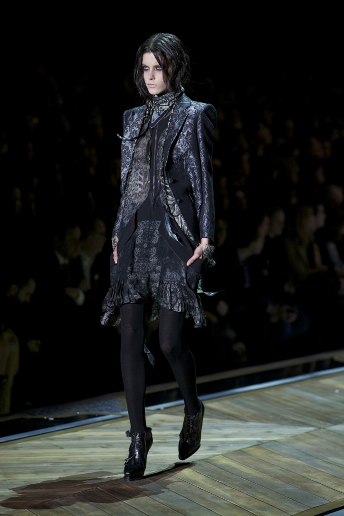 Roberto Cavalli Fall Winter Woman 2011-12 Milano Fashion Week
