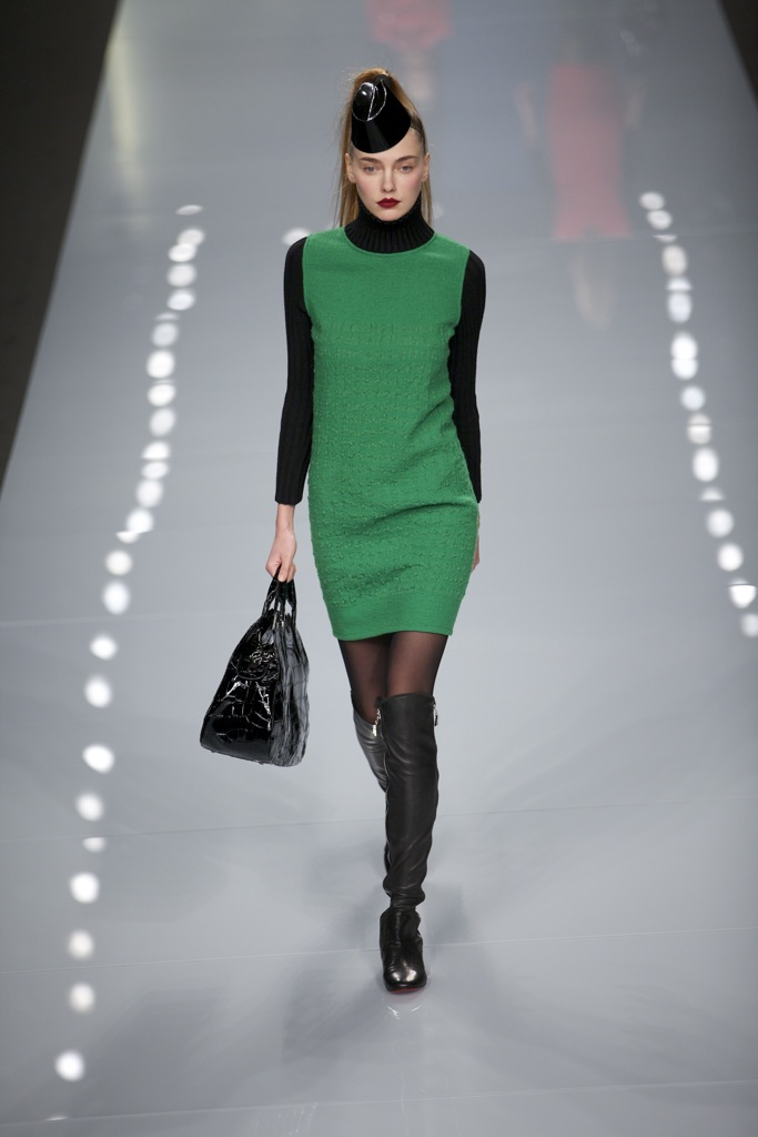 Rocco Barocco Fall Winter Woman 2011-12 Milano Fashion Week