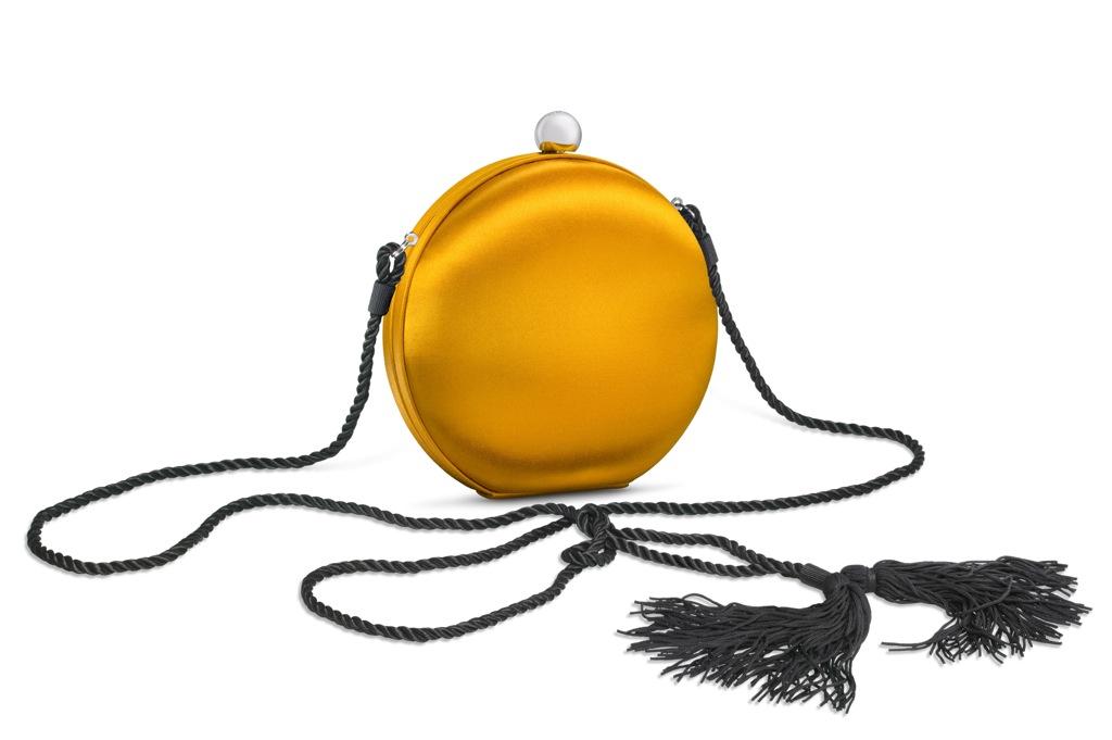 Kenzo Macaroon Bag Yellow