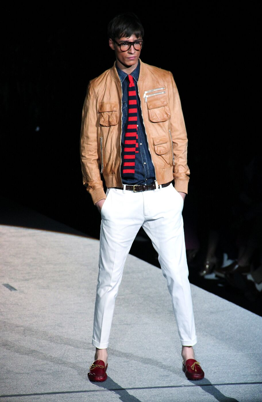 Men Fashion Show Summer dsquared spring summer