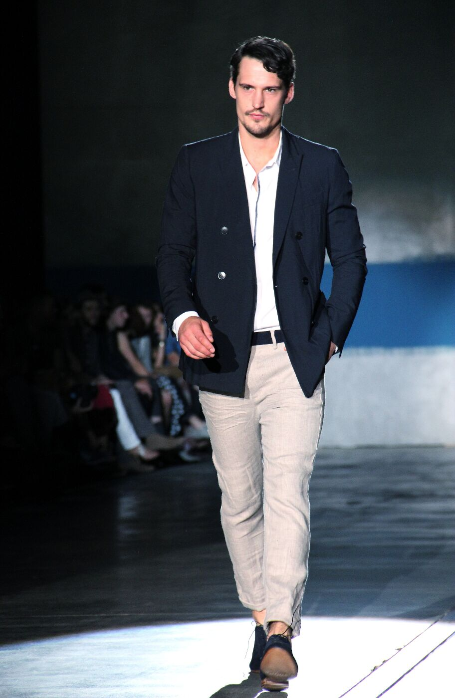 Iceberg spring summer 2012 the skinny beep for Milano fashion academy
