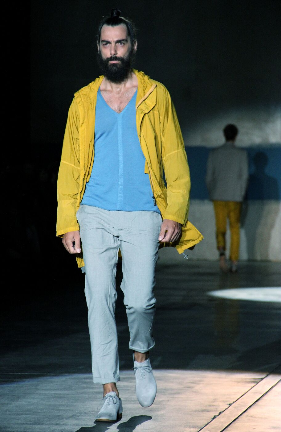 Boho Clothing And Accessories For Men Men Fashion Show Without Dress