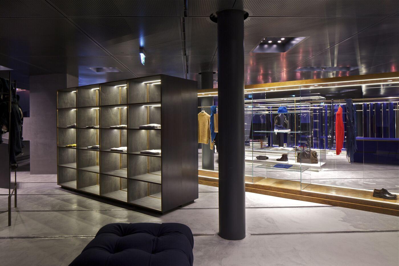 Excelsior Milano - Antonia Store Man