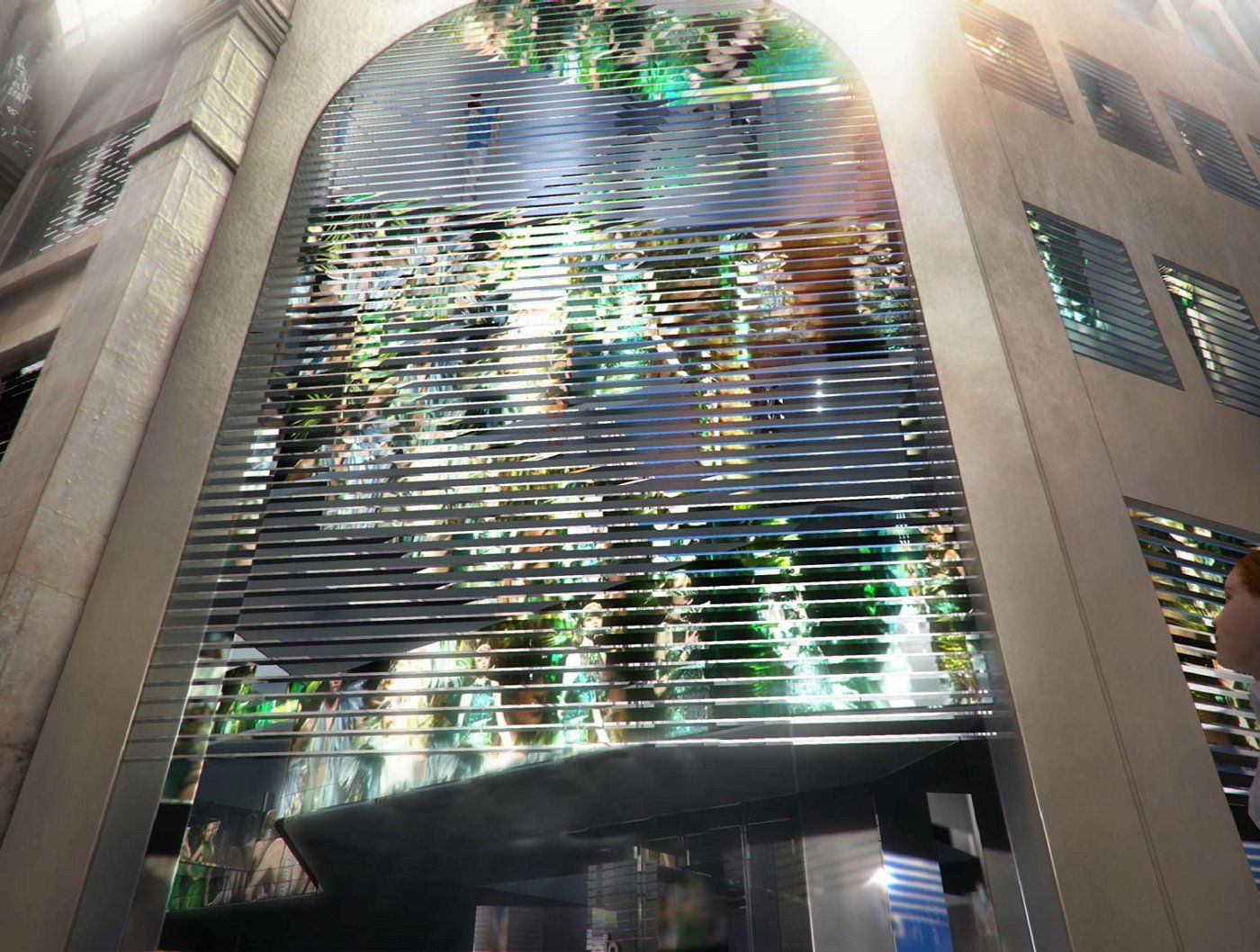 Excelsior Milano a Store dedicated to Fashion,Food and Design