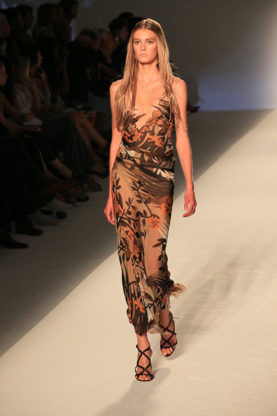 Alberta Ferretti S/S 2012 - Milano Fashion Week