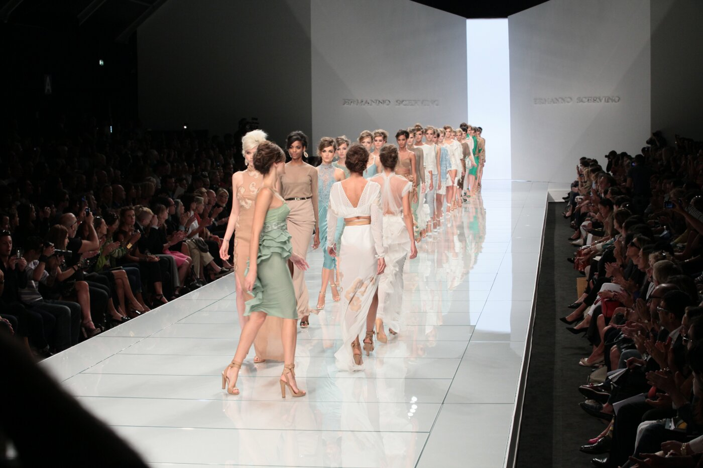 Ermanno Scervino - Spring Summer 2012 Women - Milano Fashion Week