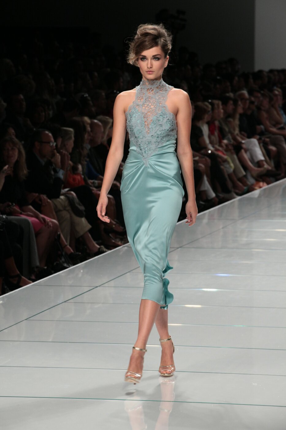 Ermanno Scervino Spring Summer 2012 Women Fashion Show