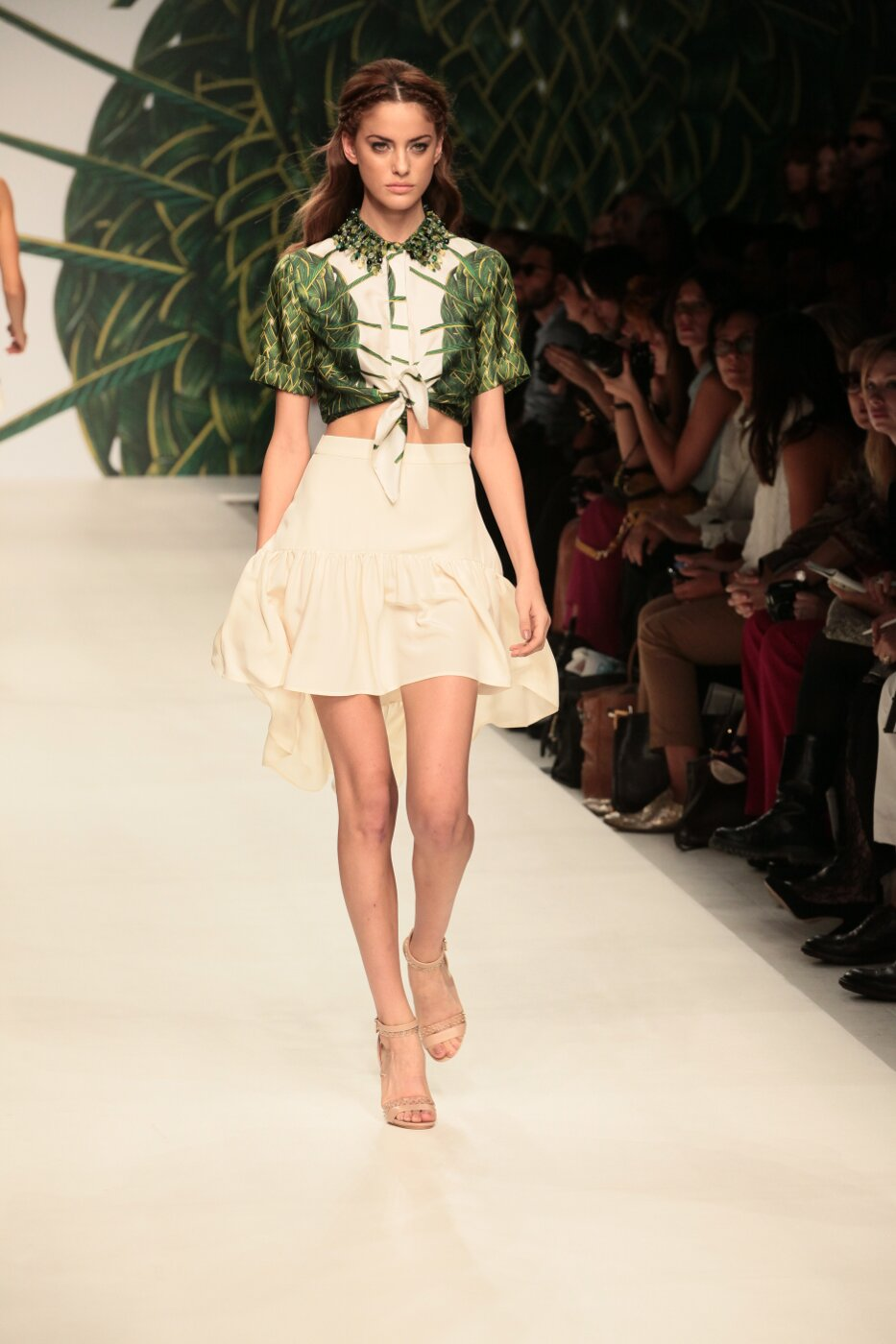 Jo No Fui Spring Summer 2012 Women - Fashion-Show - Catwalk