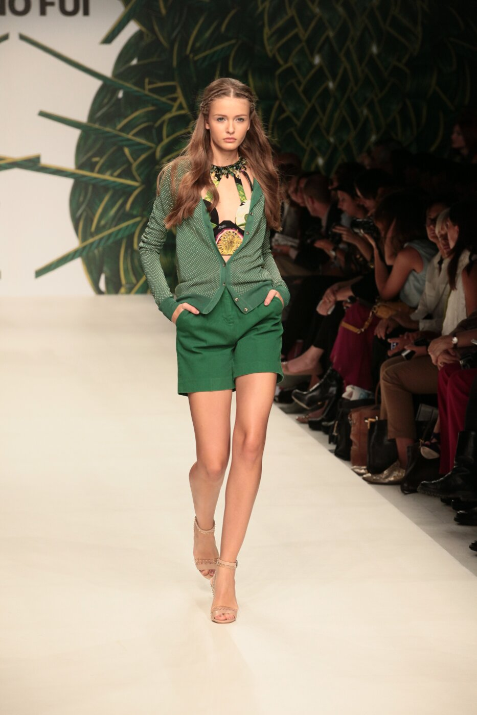 Jo No Fui Spring Summer 2012 Women Fashion Show Catwalk