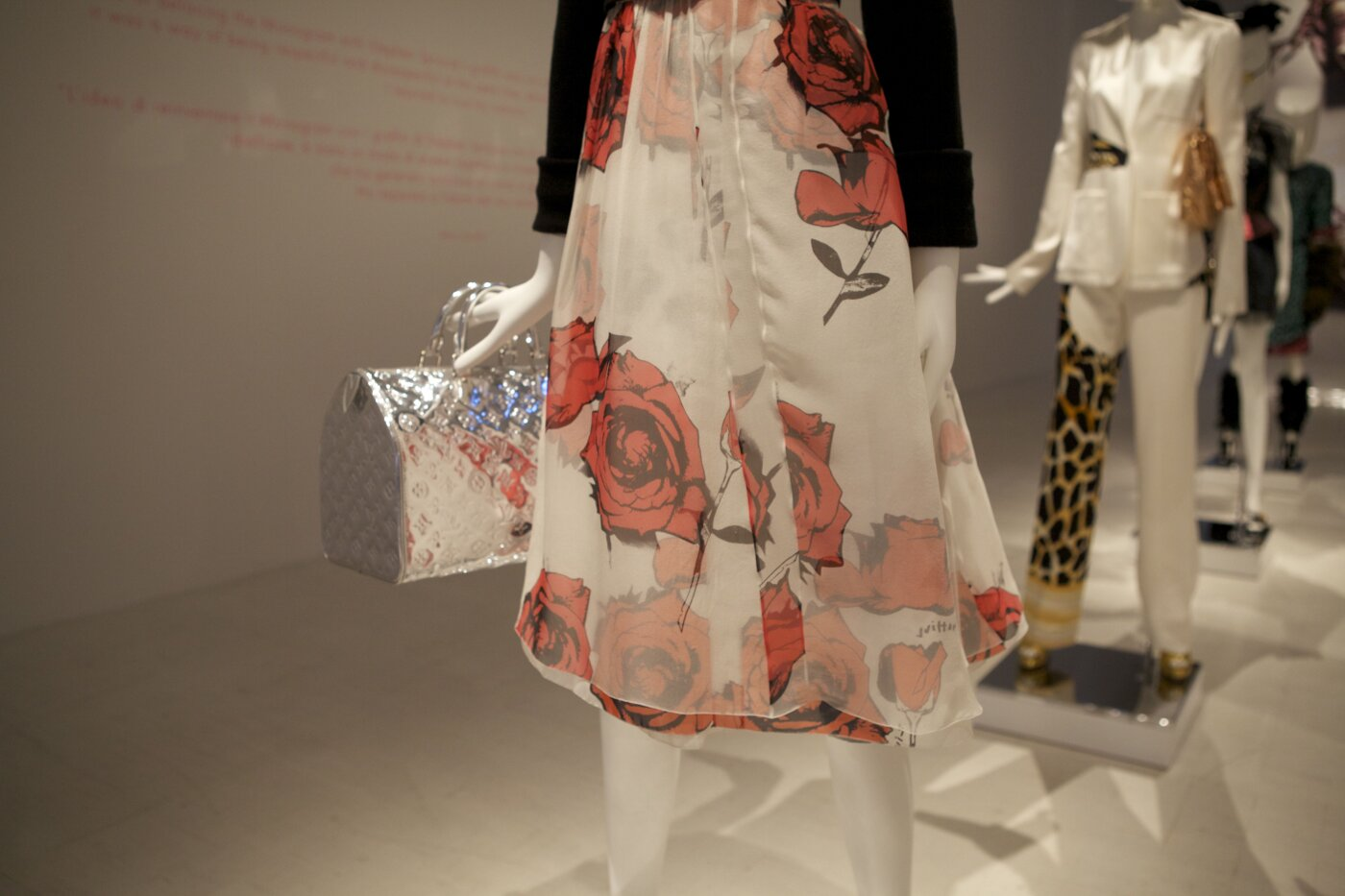 Louis Vuitton : The Art of Fashion - Marc Jacobs - Exhibition By Katie Grand Triennale Milano