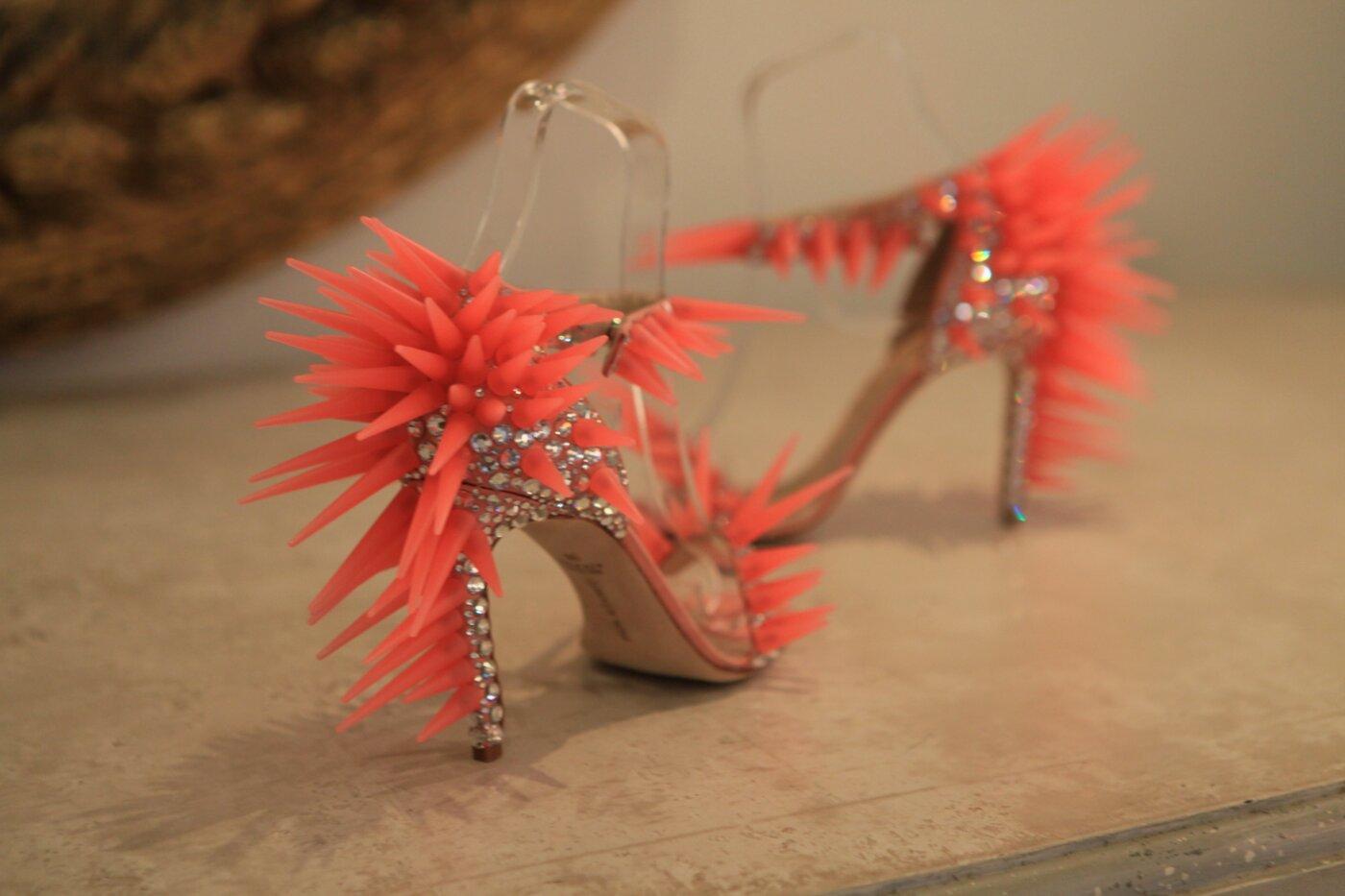 Max Kibardin - Shoe Detail
