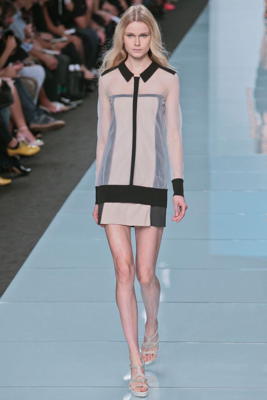 Anteprima S/S 2012 - Milano Fashion Week