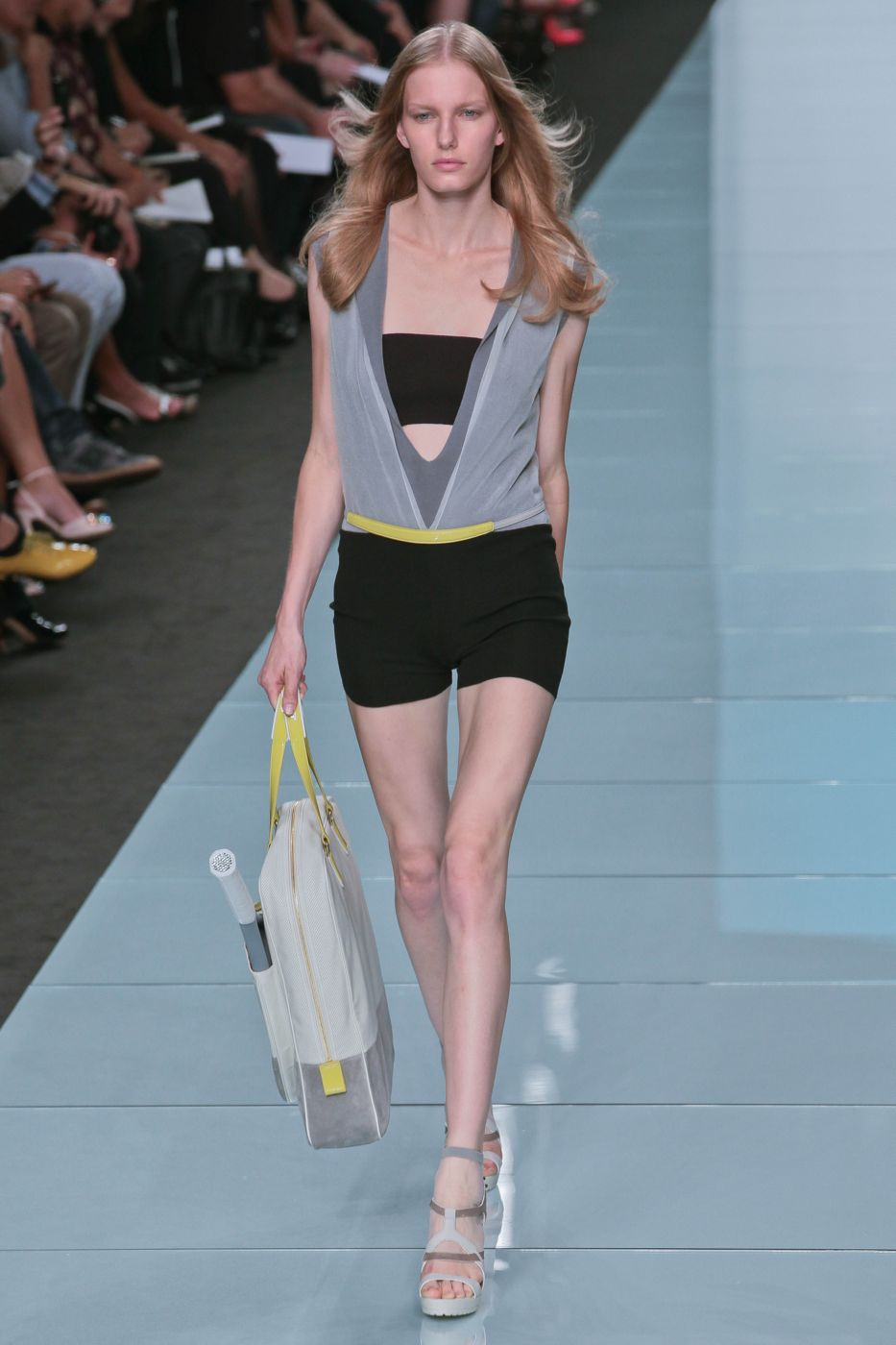 Anteprima Spring Summer 2012 Women Catwalk